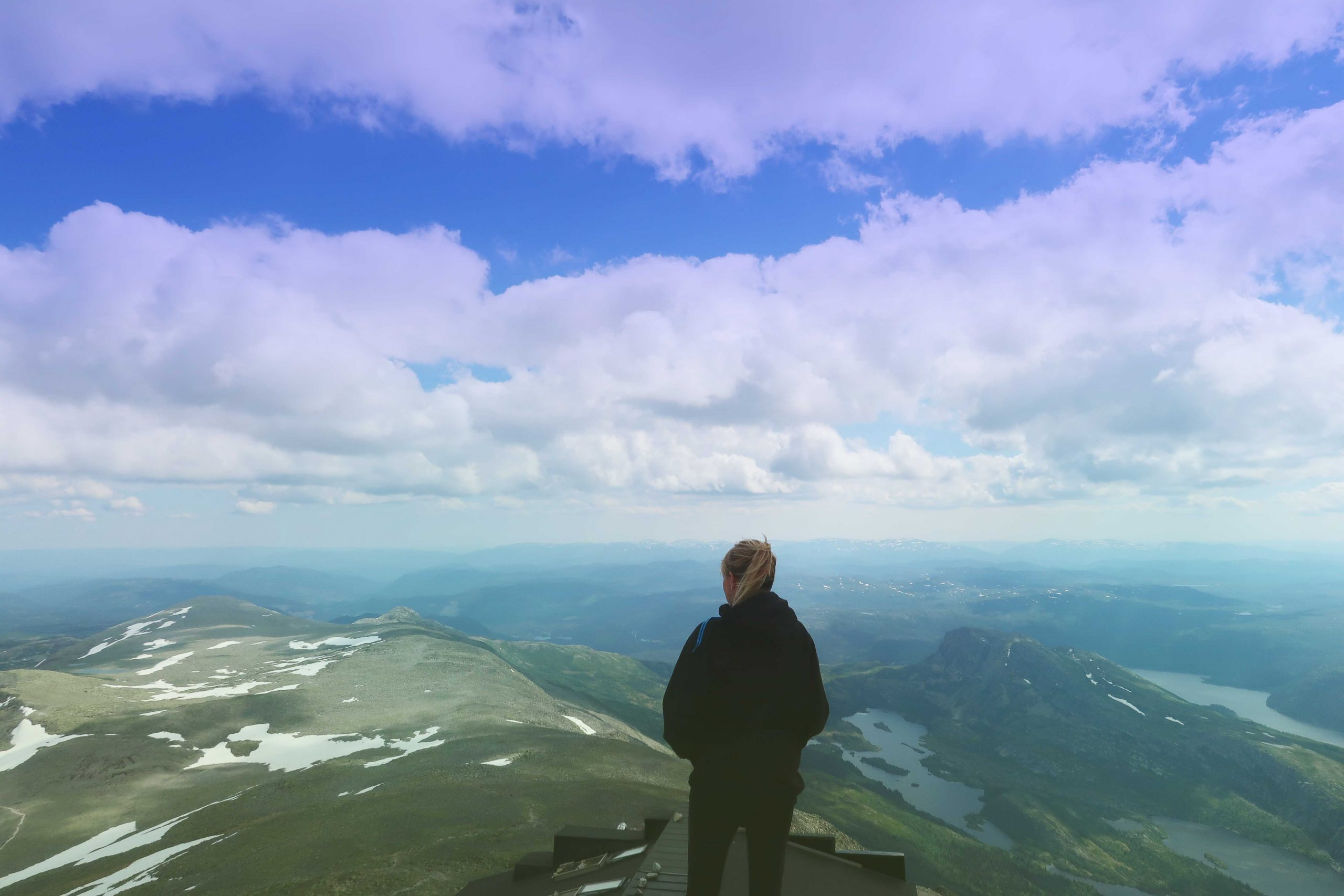 Gaustatoppen Norge